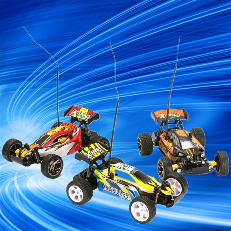 XSpeed 1/22 RC Skirmish Buggy RC KART Radio Remote Control Racing Car Toy Gift