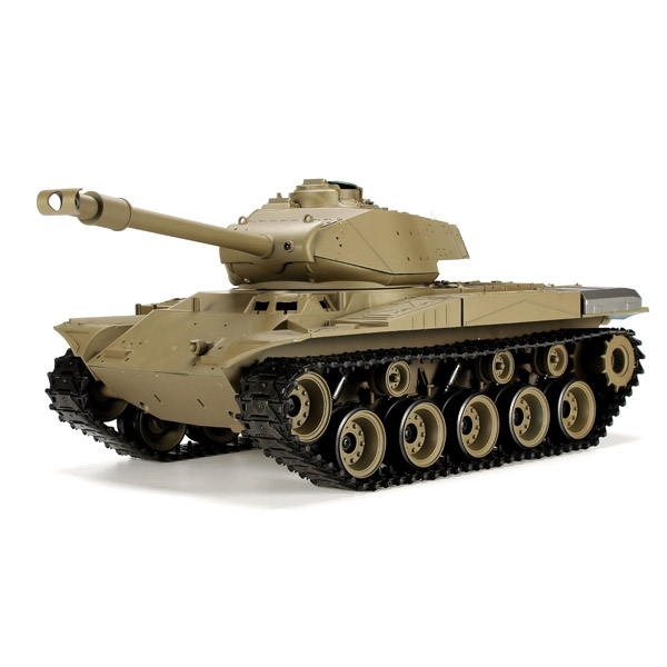 Heng Long 3839-1 2.4G 1/16 US M41A3 Walker Bulldog Light Tank RC Battle Tank