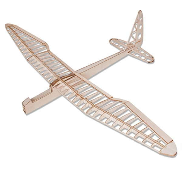 Sunbird 1600mm Wingspan Balsa Wood RC Airplane KIT
