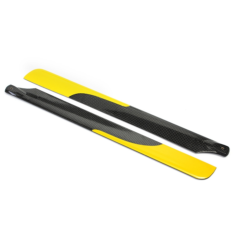 XFX 450mm Glass Fiber Big Main Blades for 500 RC Helicopter