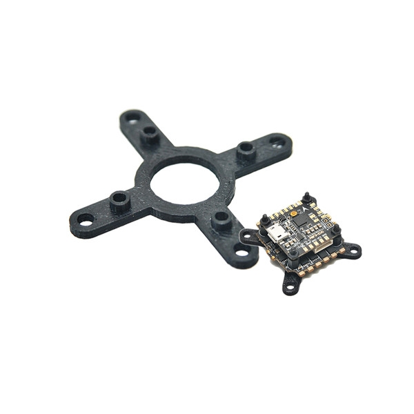 PLA 20mm to 30.5mm Mounting Hole Conversion Board Black for Multirotor