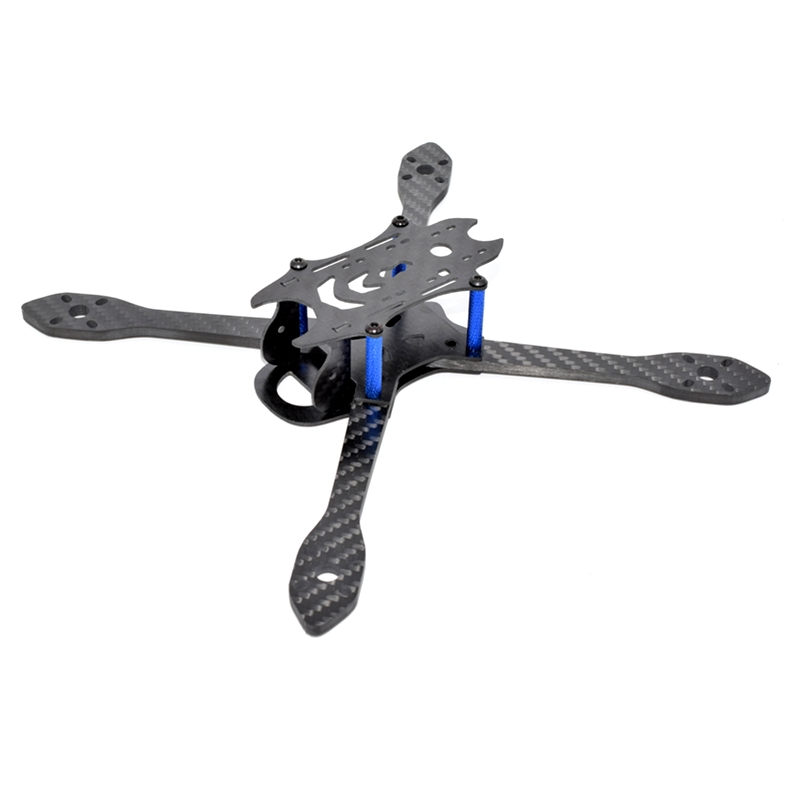 Bfight210 210mm Carbon Fiber FPV Racing X Frame 4mm Frame Arm