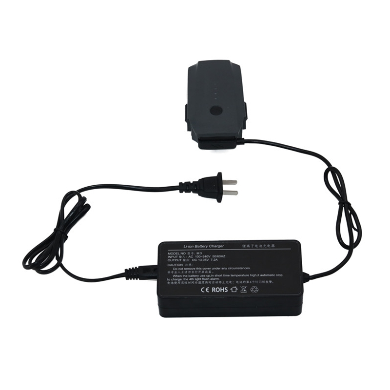 Intelligent Frequency Conversion Lipo Battery Charger For DJI MAVIC PRO RC Quadcopter