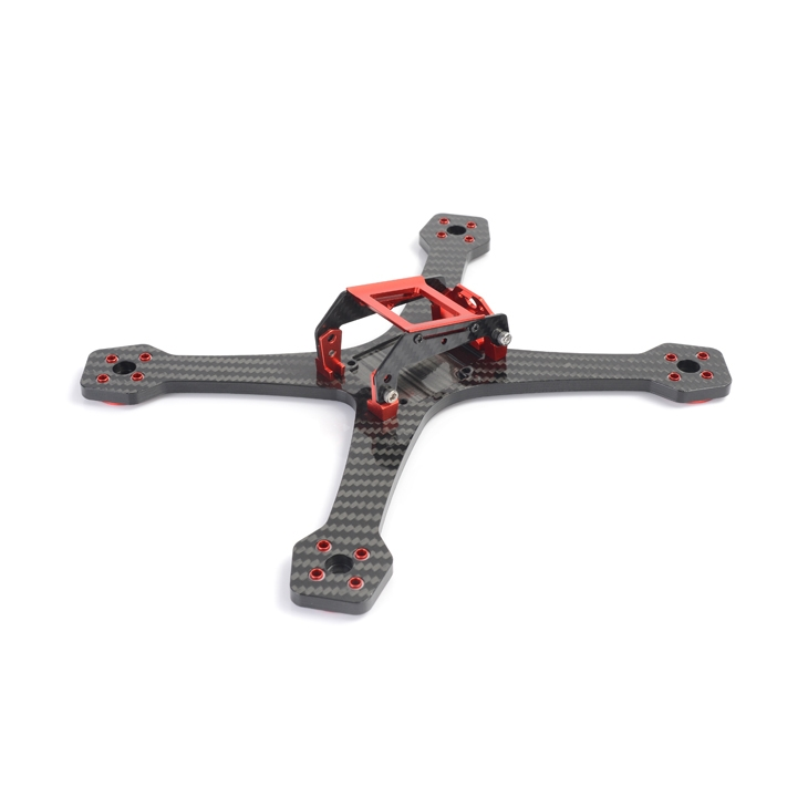 Diatone GT200S FPV Stretch X Racing Frame Kit Carbon Fiber Supports 2306 Motor HS1177 5 Inch Prop