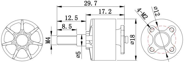 sunnysky r1408 3200kv brushless motor cw for rc multirotor fpv sunnysky r1408 3200kv brushless motor cw for rc multirotor fpv racing drone