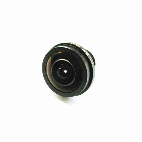 1/2.5 1.7mm 5MP M12 IR Blocked Wide Angle FPV Camera Lens""