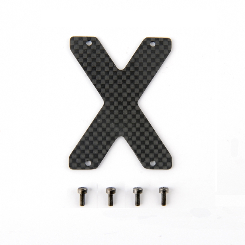 XLPOWER 520 RC Helicopter Parts X Type Carbon Plate