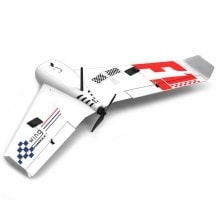 F1 833mm Ultra High-speed Delta Wing RC Airplane
