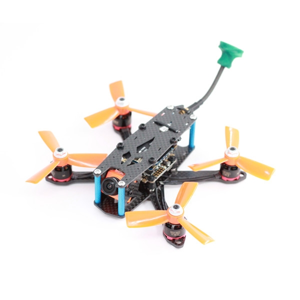 A-Max Galahad 139H 139mm Carbon Fiber RC Drone FPV Racing Frame 3.5mm Arm Support Runcam Split