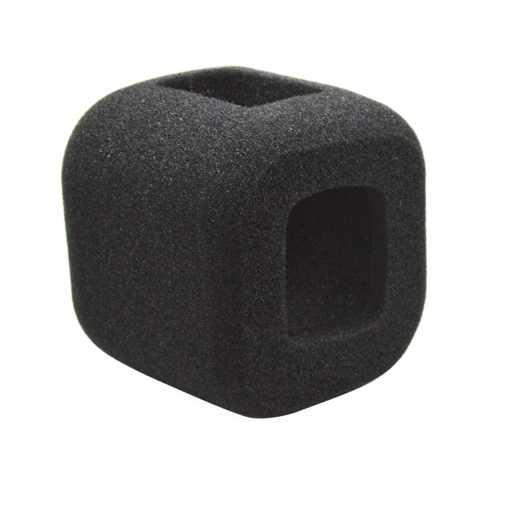 Windproof Anti-noise Sound-proof Sponge Case Only Better Recording Effect For Gopro Session 4 5