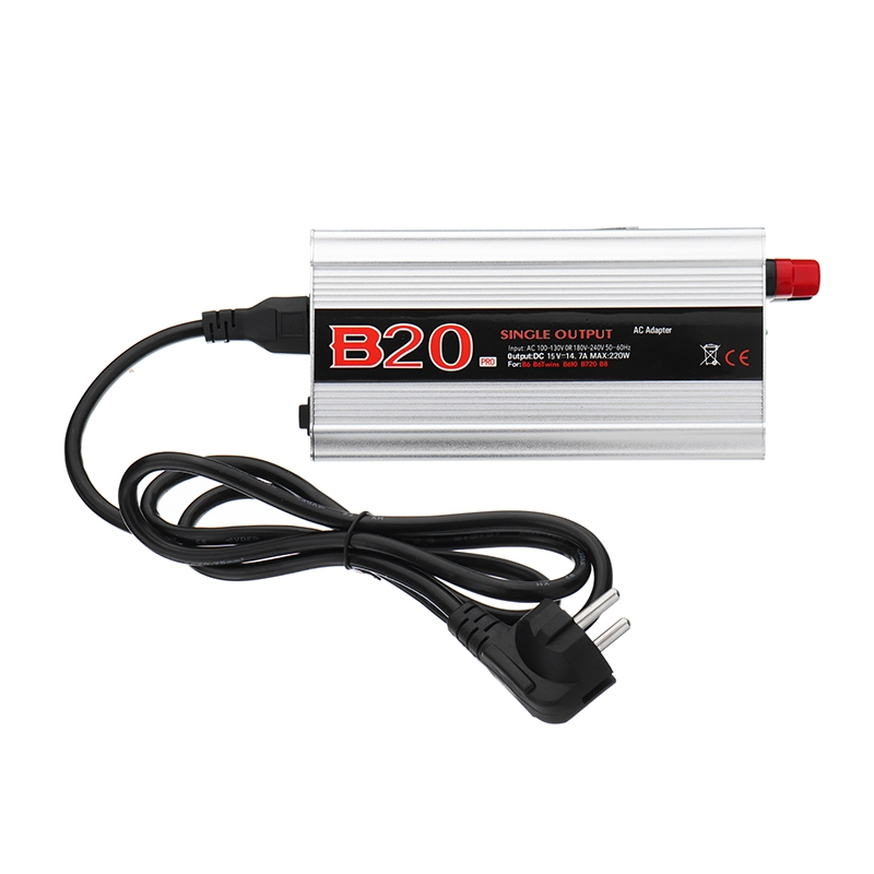 B20 Pro 220W 14.7A AC Charger Power Supply Adapter for B6 B6Twins B610 B720 B8