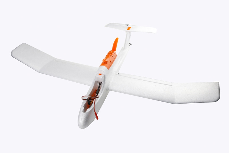 Explorer ZSX-750 2.4G 4CH 750mm Wingspan Brushed EPP RC Glider Airplane RTF - Photo: 1