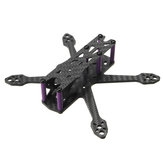 Realacc Martian IV 3 Inch 140mm Wheelbase 3mm Arm Carbon Fiber FPV Racing Frame Kit