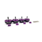 4X HGLRC Flame HF2306 2306 2450KV Brushless Motor 4-5S For RC Drone FPV Racing Multi Rotor