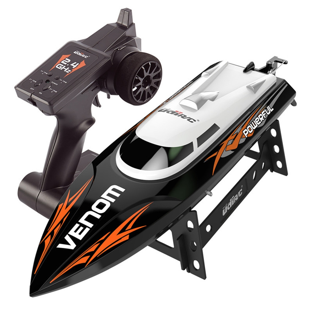 UdiR/C UDI001 33cm 2.4G Rc Boat 20km/h Max Speed With Water Cooling System 150m Remote Distance Toy