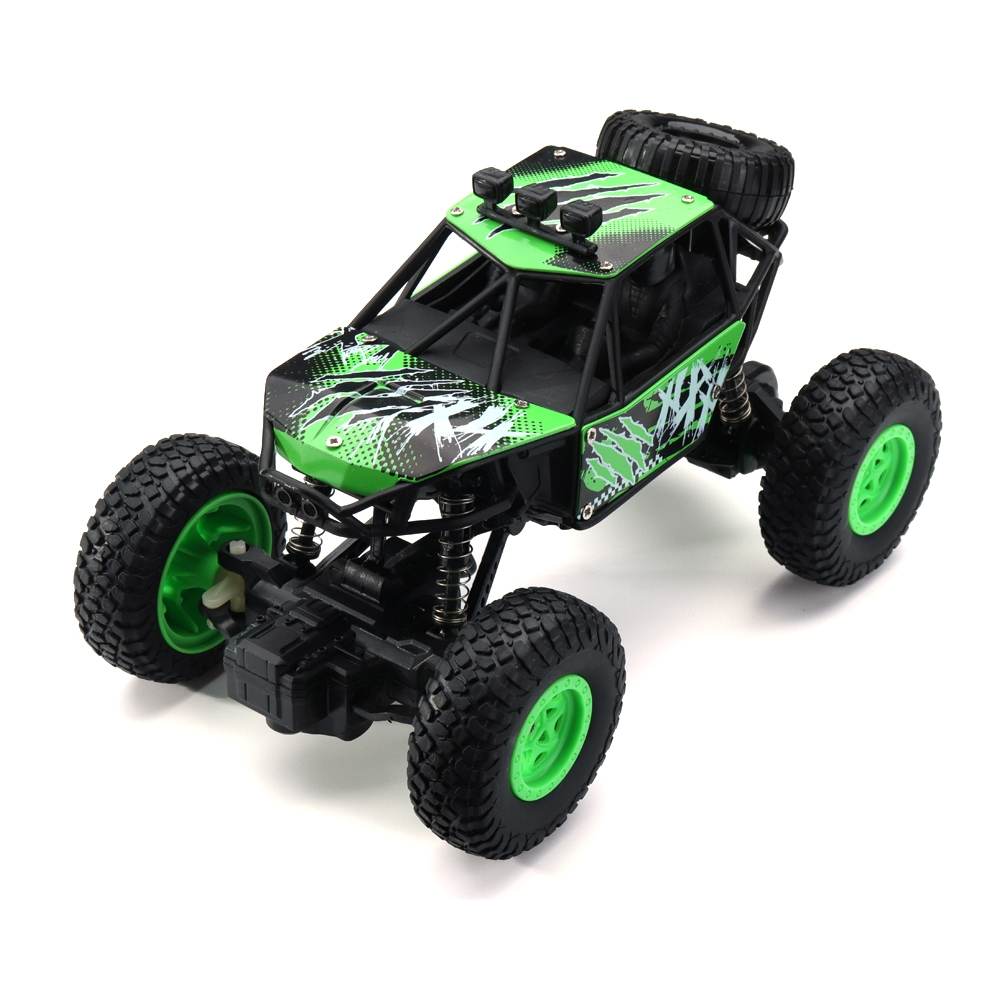 S-001 2WD 2.4G 1/18 Crawler Buggy Off-Road RC Car