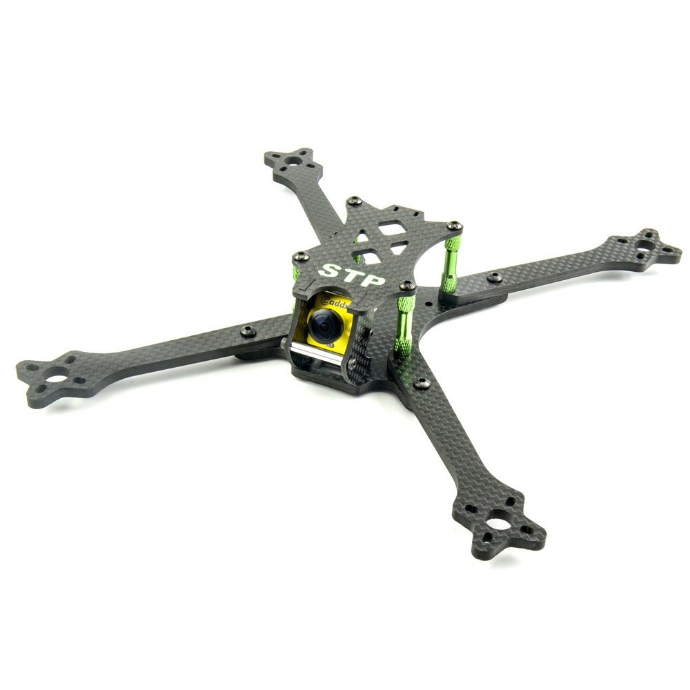 STP CX-235 5 Inch 235mm Wheelbase 5mm Arm Carbon Fiber FPV Racing Frame Kit for RC Drone