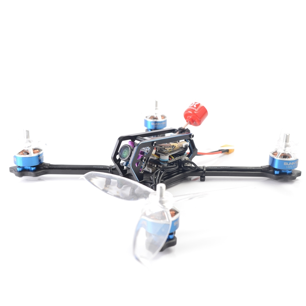 Diatone GT-Marauder515 M515 Normal X Split Type FPV Racing RC Drone PNP Integrated Type F4 8K OSD Runcam Mi cro Sparrow 2 TBS 800mW