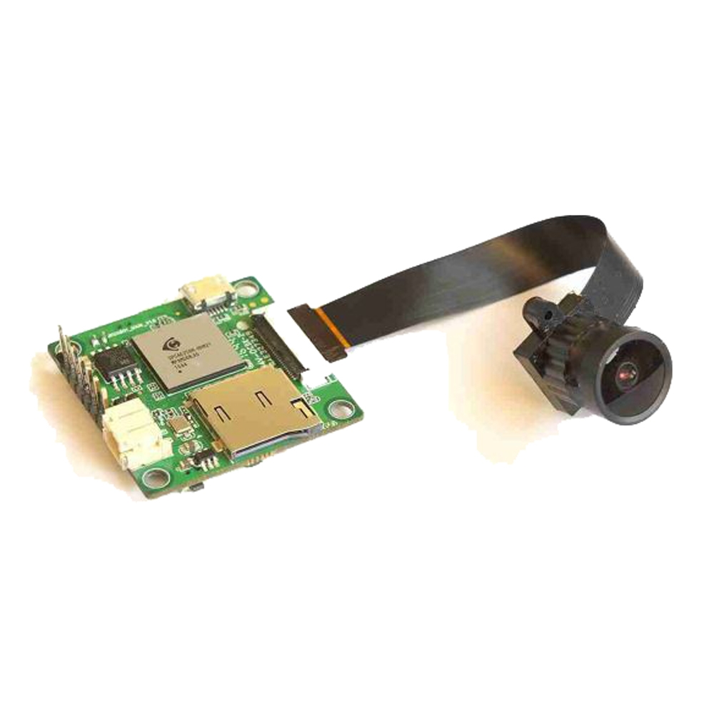 A2 HD 120 Degree Wide Angle Low latency FPV Camera With 1080P 60FPS HD Recording for FPV RC Drone