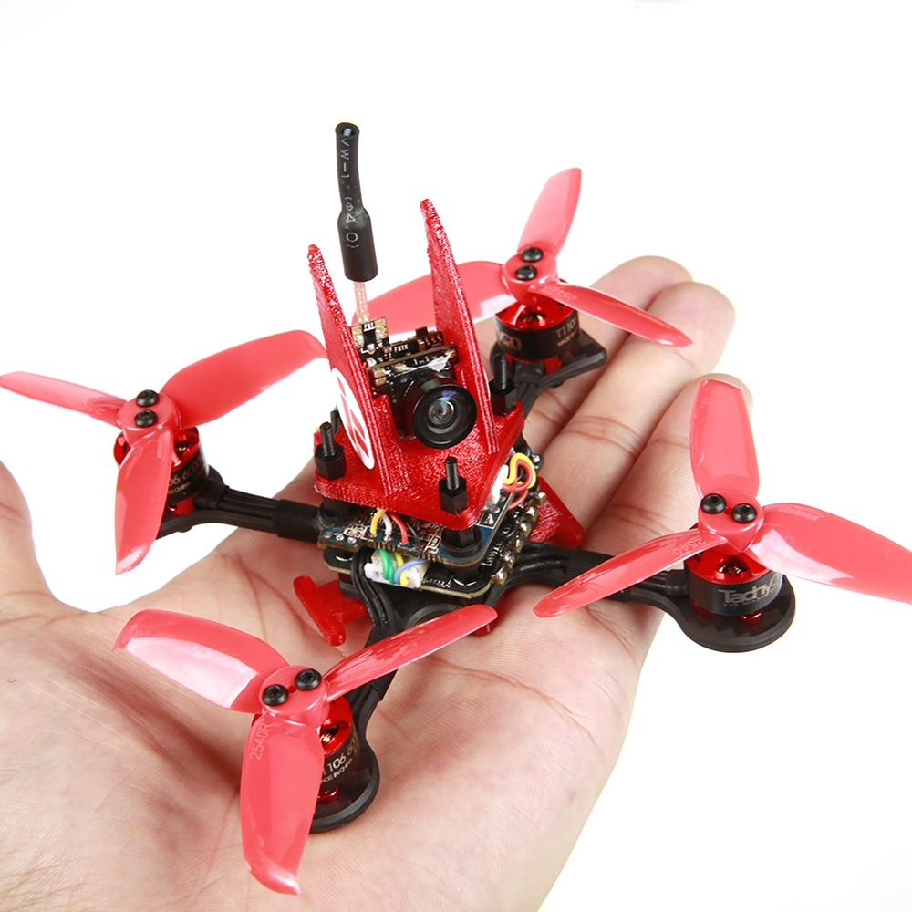 iFlight Firefly 95mm Wheelbase 3mm Arm 2 Inch Carbon Fiber FPV Racing Frame Kit