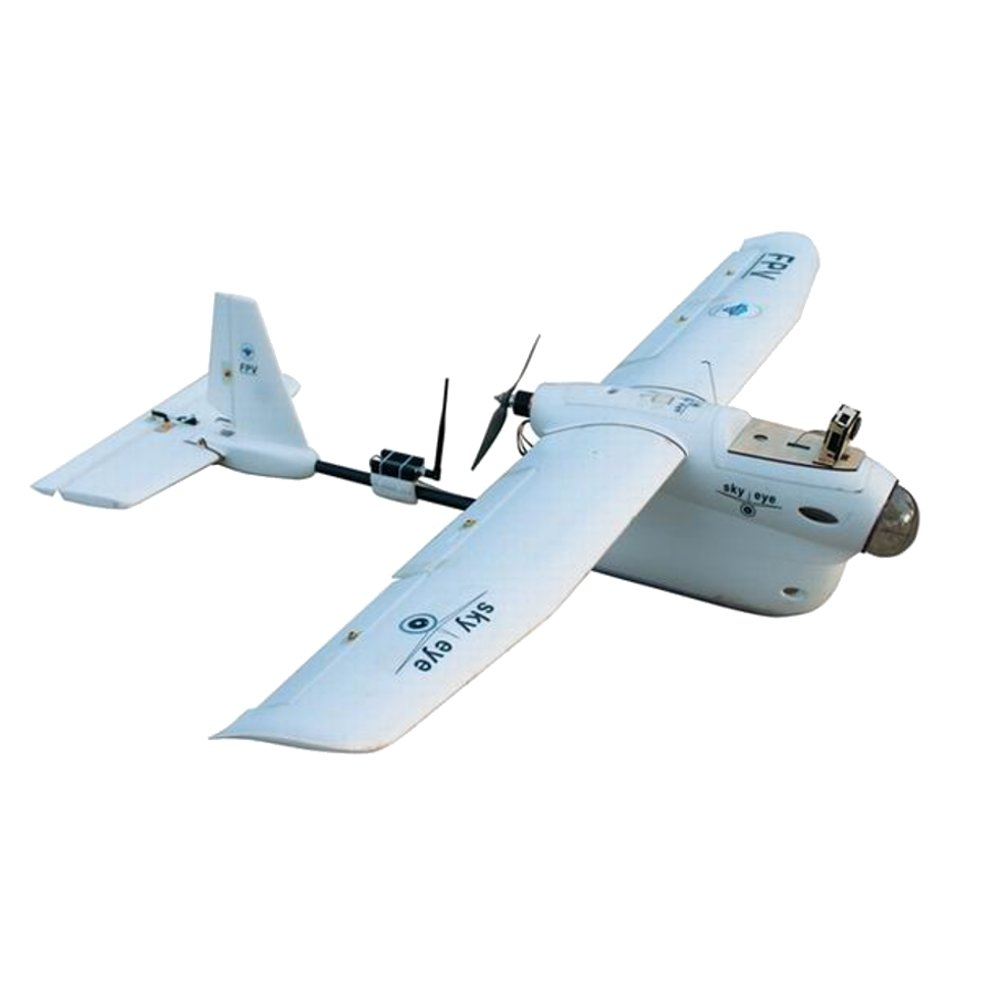 E-Do Model Sky Eye 1890mm Wingspan Single Pusher Version EPO FPV UAV Glider RC Airplane KIT
