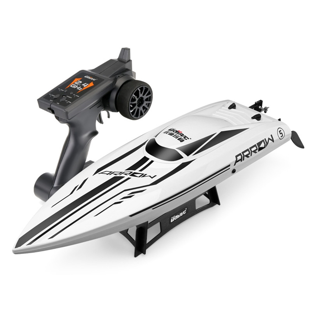 UdiR/C UDI005 630mm 2.4G 50km/h Brushless Rc Boat High Speed With Water Cooling System