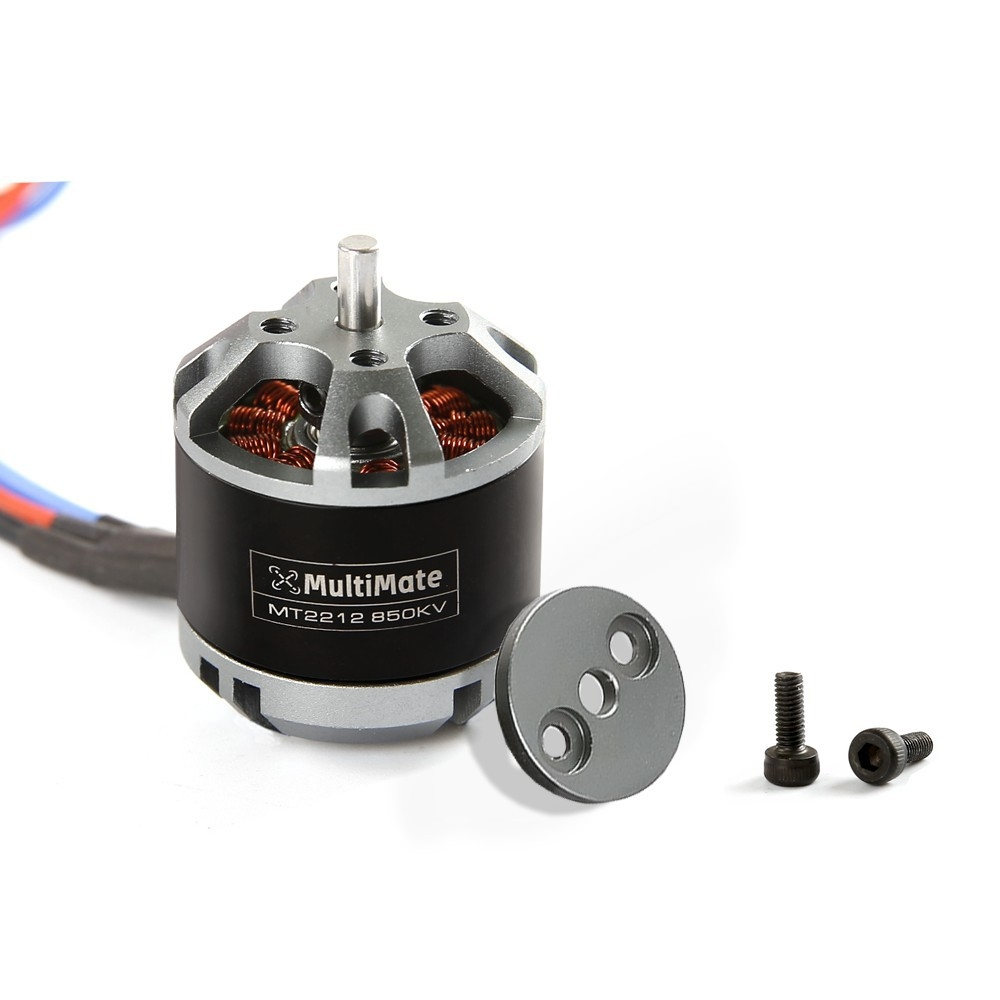 iPower MT2208 850KV Brushless Outrunner Motor for RC Airplane