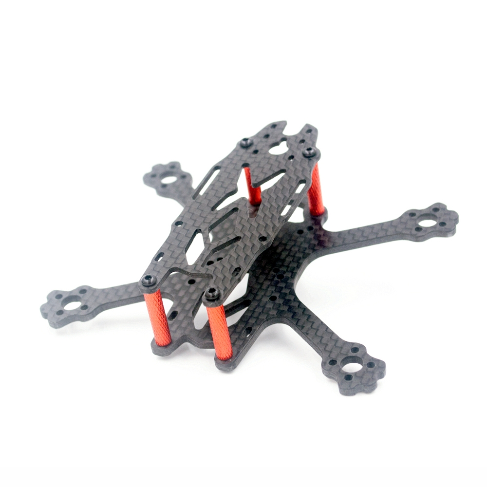 FS95 95mm Frame Kit 14g RC Drone FPV Racing Support F4 Runcam/FOXEER/CADDX.US Micro Series