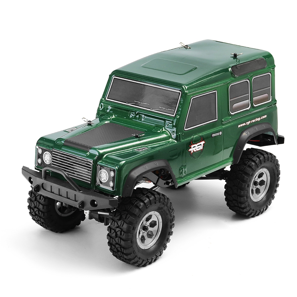 HSP RGT 136100 1/10 2.4G 4WD Rc Car Rock Cruiser Waterproof Off-road Truck RTR Toy