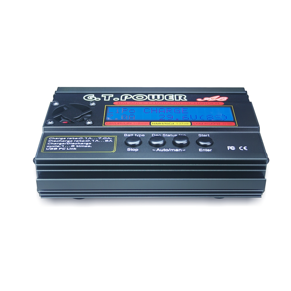 G.T.Power A8 150W 7A Smart Balance Battery Charger Discharger