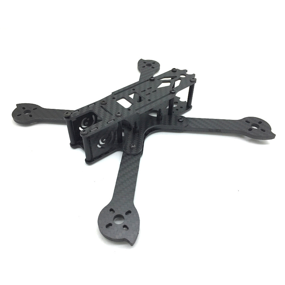 Hecate5' 5 Inch 230mm Wheelbase 4mm Arm Thickness Carbon Fiber Frame Kit for RC Drone FPV Racing