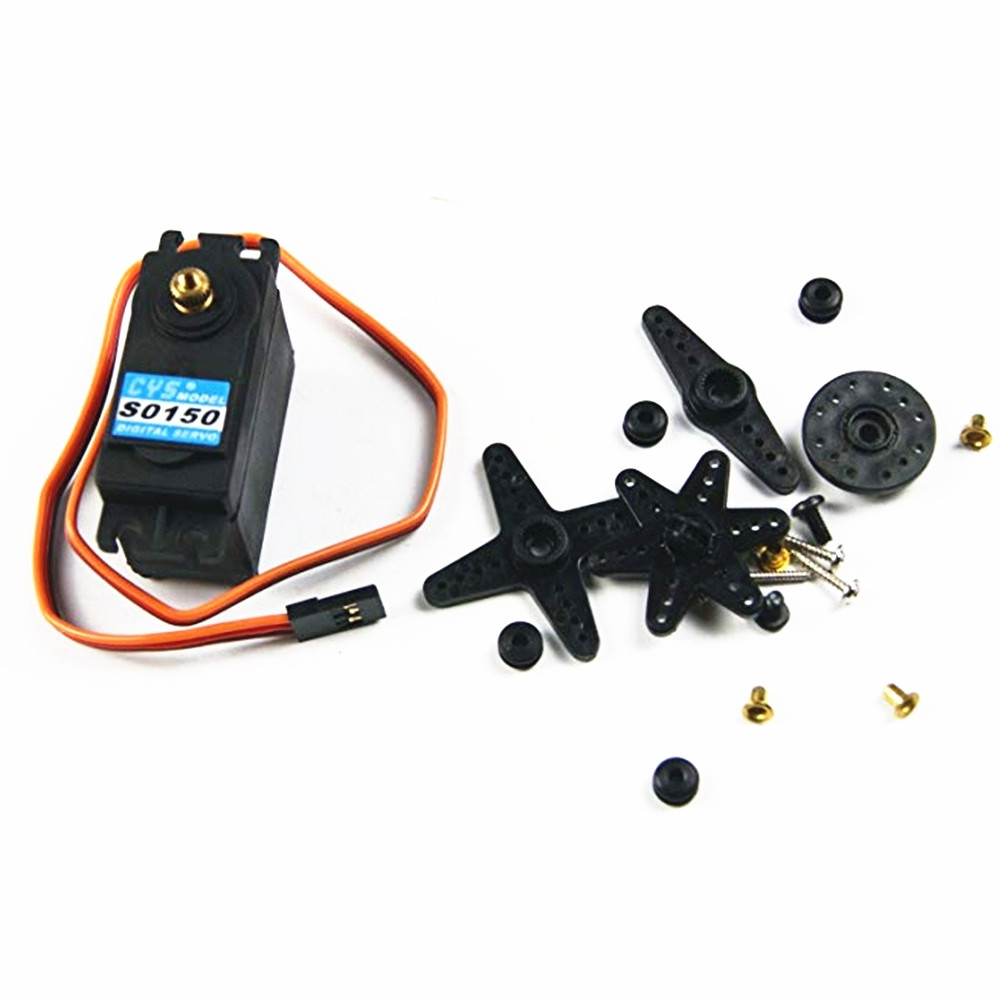 CYS-S0150D 15KG Metal Gear Digital Servo for RC Buggy Car Truck Truggy parts