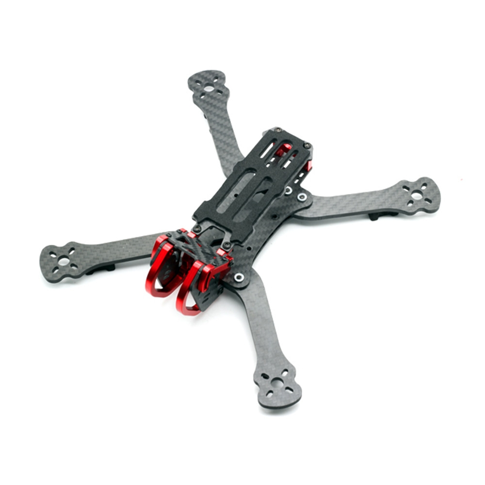 HSKRC Karry240 240mm Wheelbase 4mm Arm Thickness Carbon Fiber Frame Kit for RC Drone FPV Racing