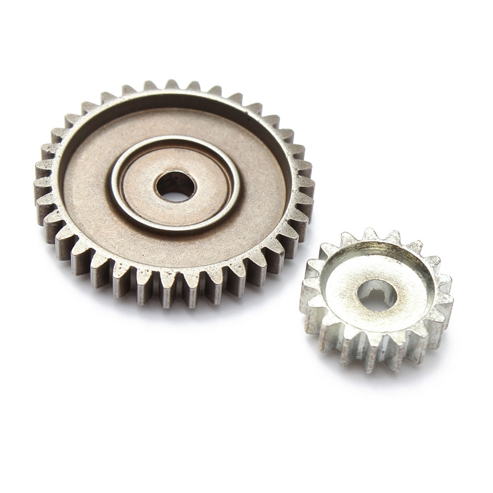 HSP 08033 35T/17T Decelerate Metal RC Car Gear For 94108 94188 1/10 Off-Road On-Road Truck Buggy
