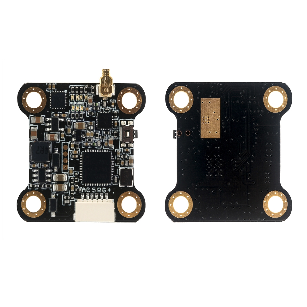 AOKFLY Mini_VT5804 5.8G 48CH 0/25/100/200mW Switchable FPV Transmitter for RC Drone 7-24V