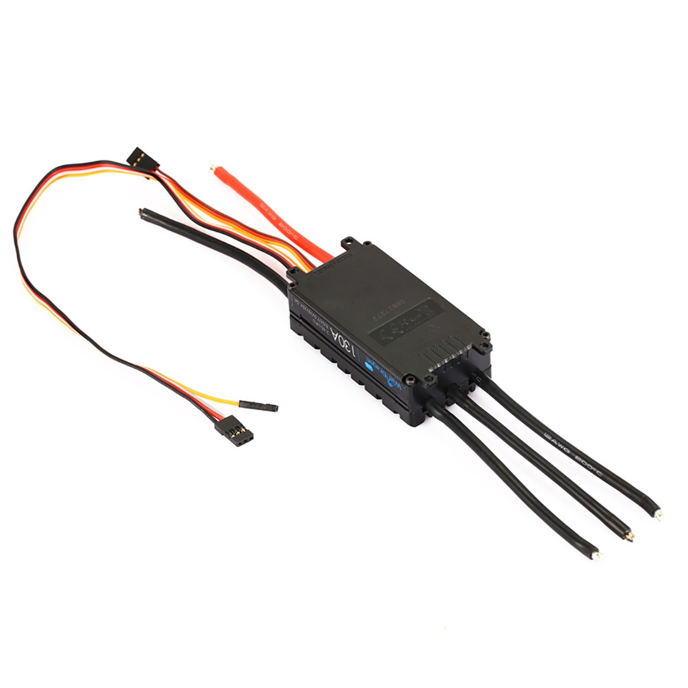 Flycolor V1.3 WinDragon WIFI 130A 2-6S Lipo Brushless ESC for RC Airplane Aircraft