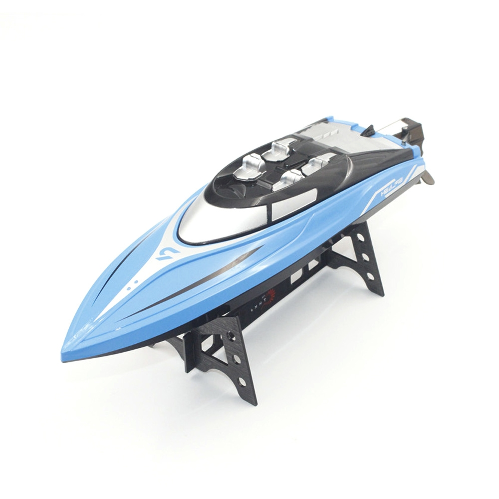 H108 2.4GHz 4CH 25KM/h High Speed Mini Racing RC Boat RTR