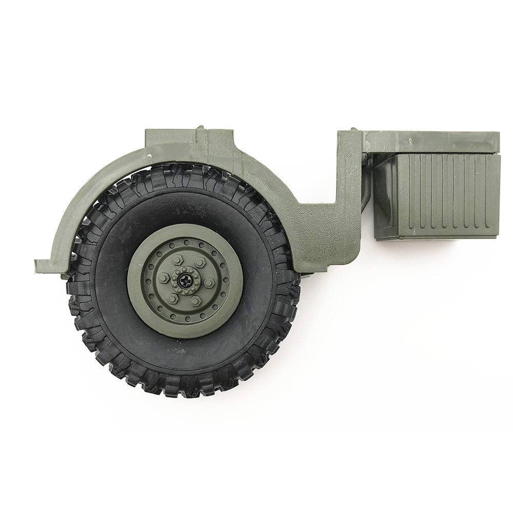 WPL B24 B16 B36 Simulation Decorate Tire Truck Model RC Car Parts