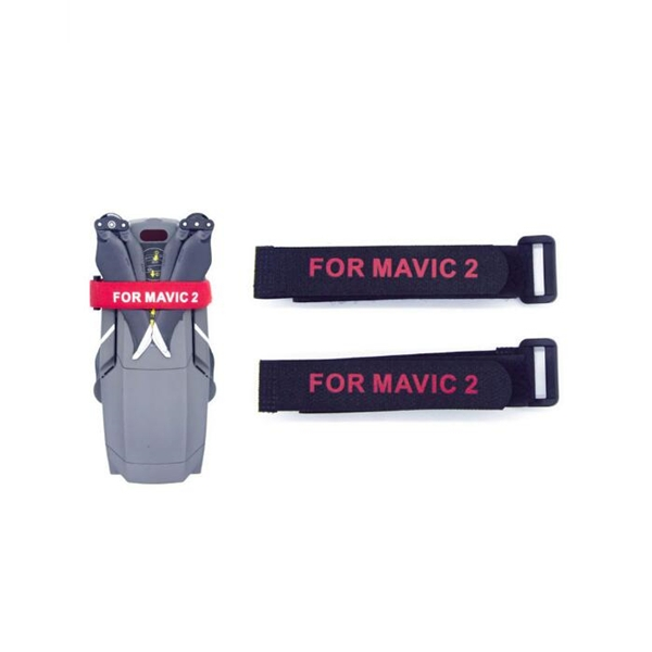 2PCS Propeller Clasp Strap Protection Folding Pad Stabilizer for DJI MAVIC 2 RC Quadcopter Parts