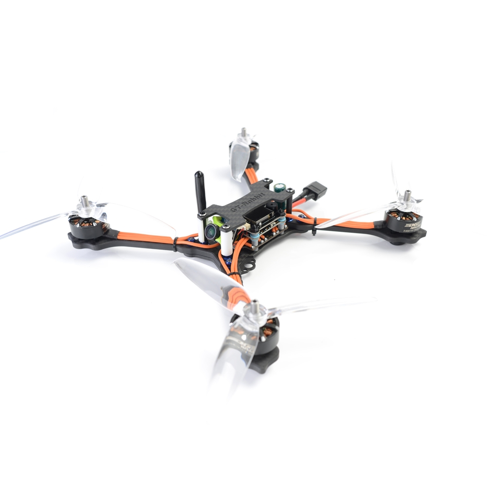 Diatone 2018 GT R630 240mm Normal X Integrated Arm Version FPV Racing RC Drone PNP F4 OSD TBS 800mW
