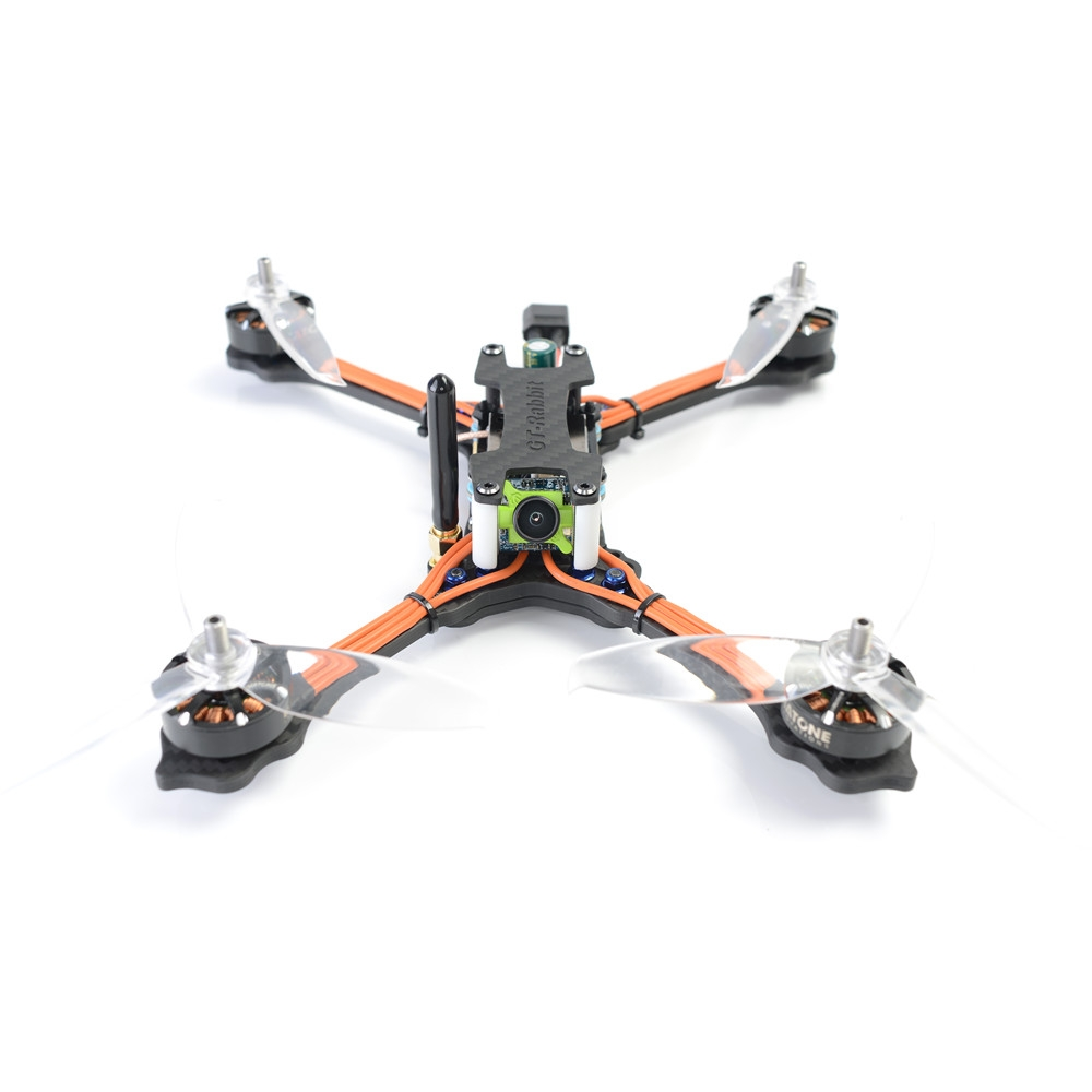 Diatone 2018 GT R530 Stretch & Normal X Integrated Arm Version 234mm F4 OSD FPV Racer TBS 800mW PNP