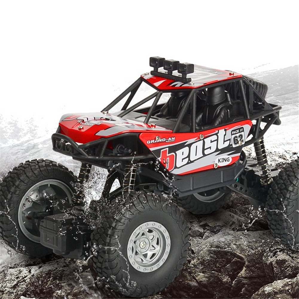 1PC MG A601 1/20 2.4G 4WD 15km/h Rc Car Rock Crawler Climbing Off-road Truck RTR Toy