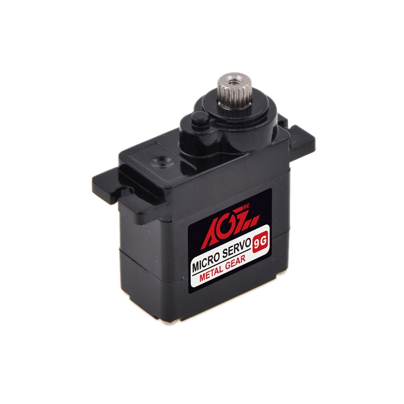 AGF B11DLSA Analog 2.8KG 11g Micro Metal Gear Servo For Fixed Wing RC Airplane Car Robot