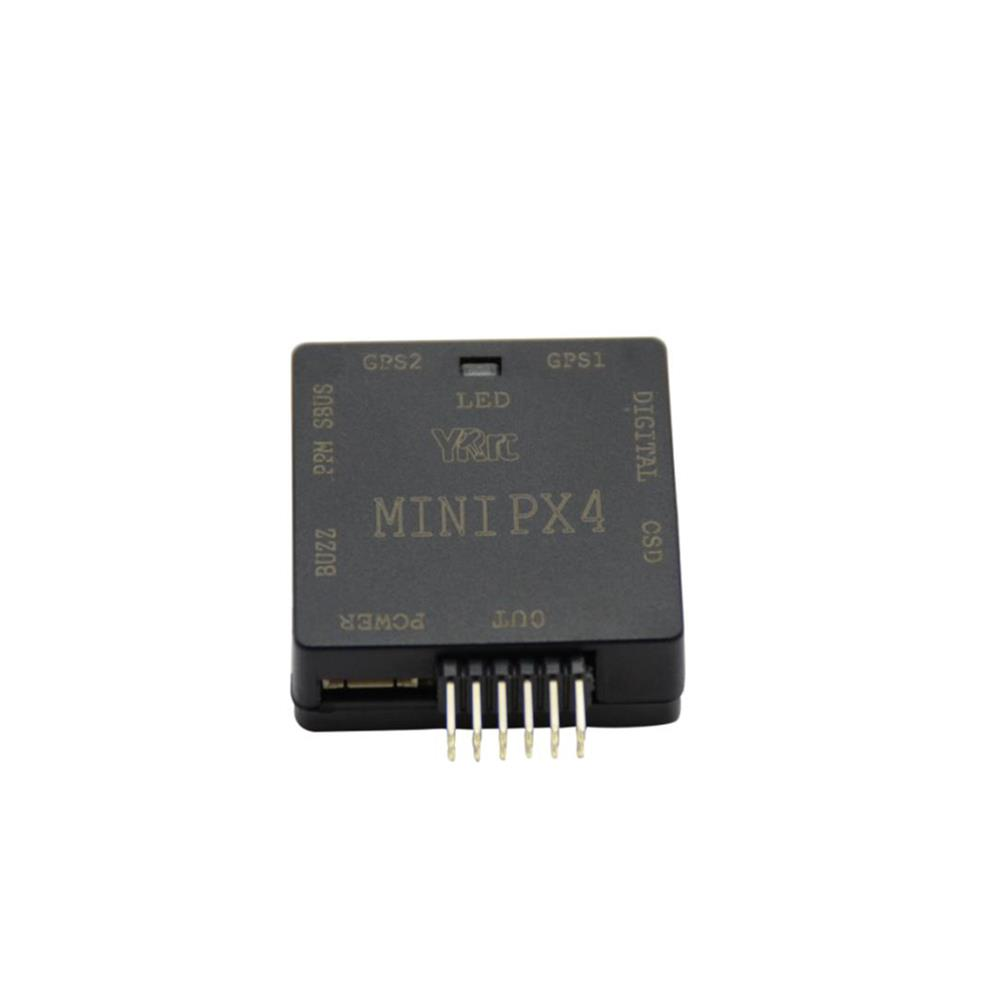 YRRC MINI PIX V6 F4 SMT32f407 Flight Controller Built-in ICM-20689 Gyro MS5607 Barometer for RC Drone