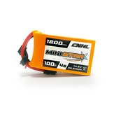 CNHL MiniStar 4S 14.8V 1800mAh 100C Lipo Battery with XT60 Plug for RC Drone FPV Racing