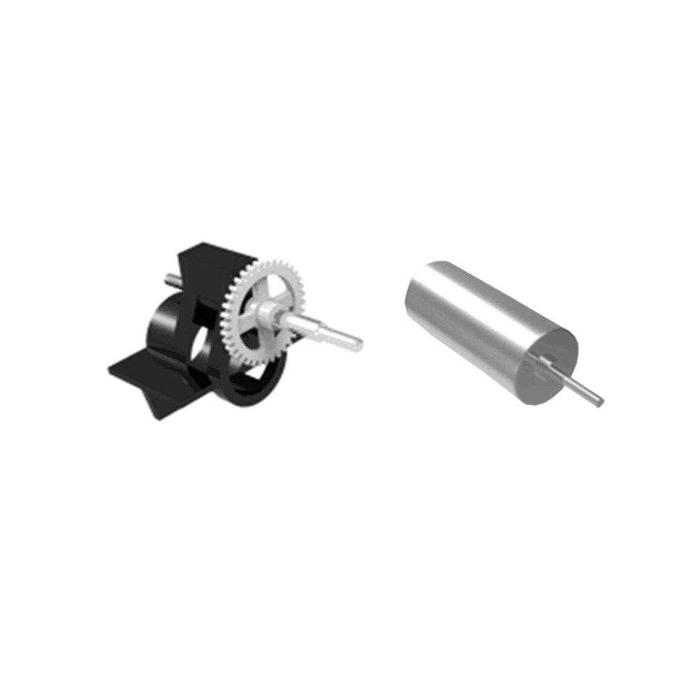 Volantex V761-1 Firstar 400mm RC Airplane Spare Part 8mm Coreless Motor With Motor Mount