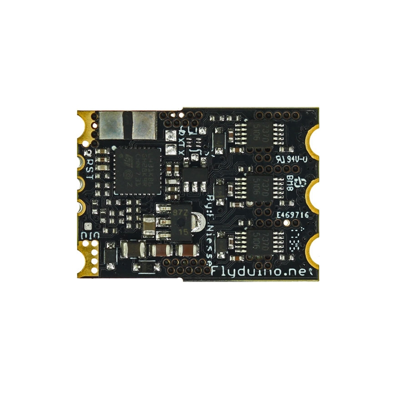 Original FLYDUINO KISS 3-6S 32A Blheli_32 32bit Dshot2400 Brushless ESC for RC Drone FPV Racing