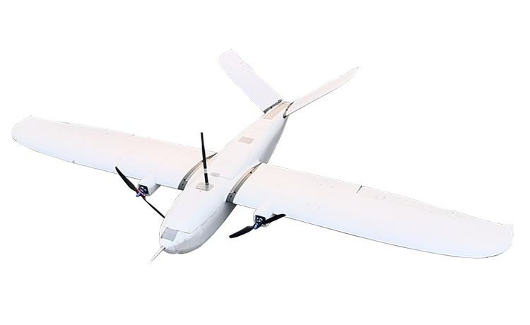 Flying Dragon 2160mm Wingspan Single/Twin Engine Switchable EPO FPV RC Airplane Aerial Survey Aircraft KIT