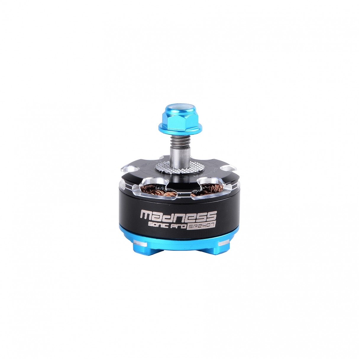 EGODRIFT MADNESS SP2407 2407 2450KV 4-6S Brushless Motor for RC Drone FPV Racing