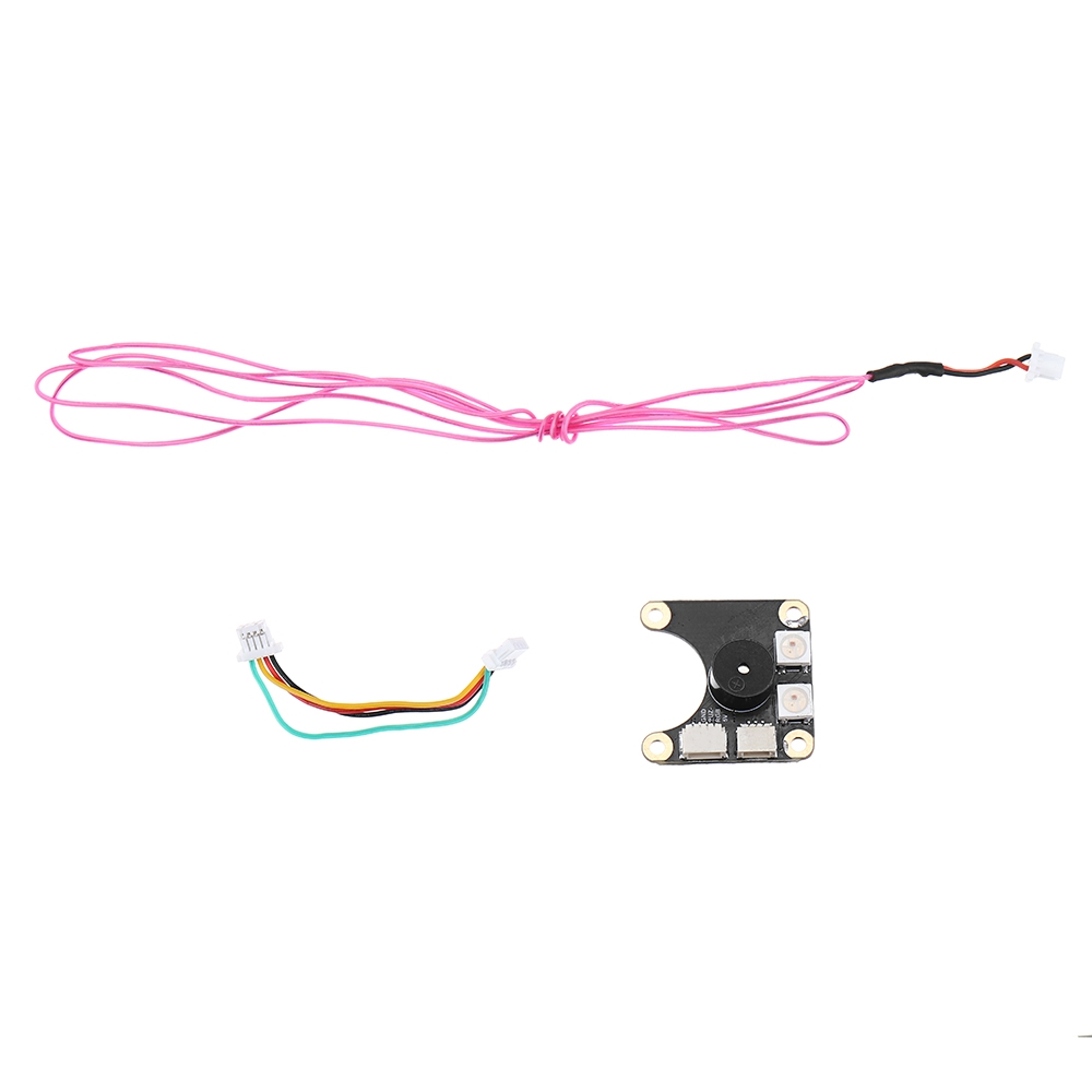 Eachine X140HV FPV Racing Drone Spare Part Multi Function Tailing Light Module 5V Buzzer with Atmosphere Light Strip